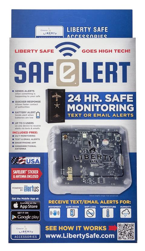 Liberty Safelert Alarm And Monitoring System For Deere Gun