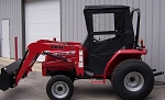 Hardtop Cab Enclosure For Mahindra 2816