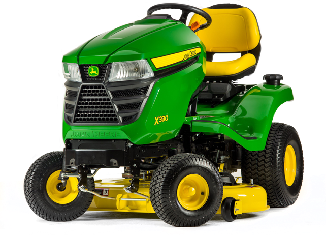 John Deere X300 Series 2016 and Above
