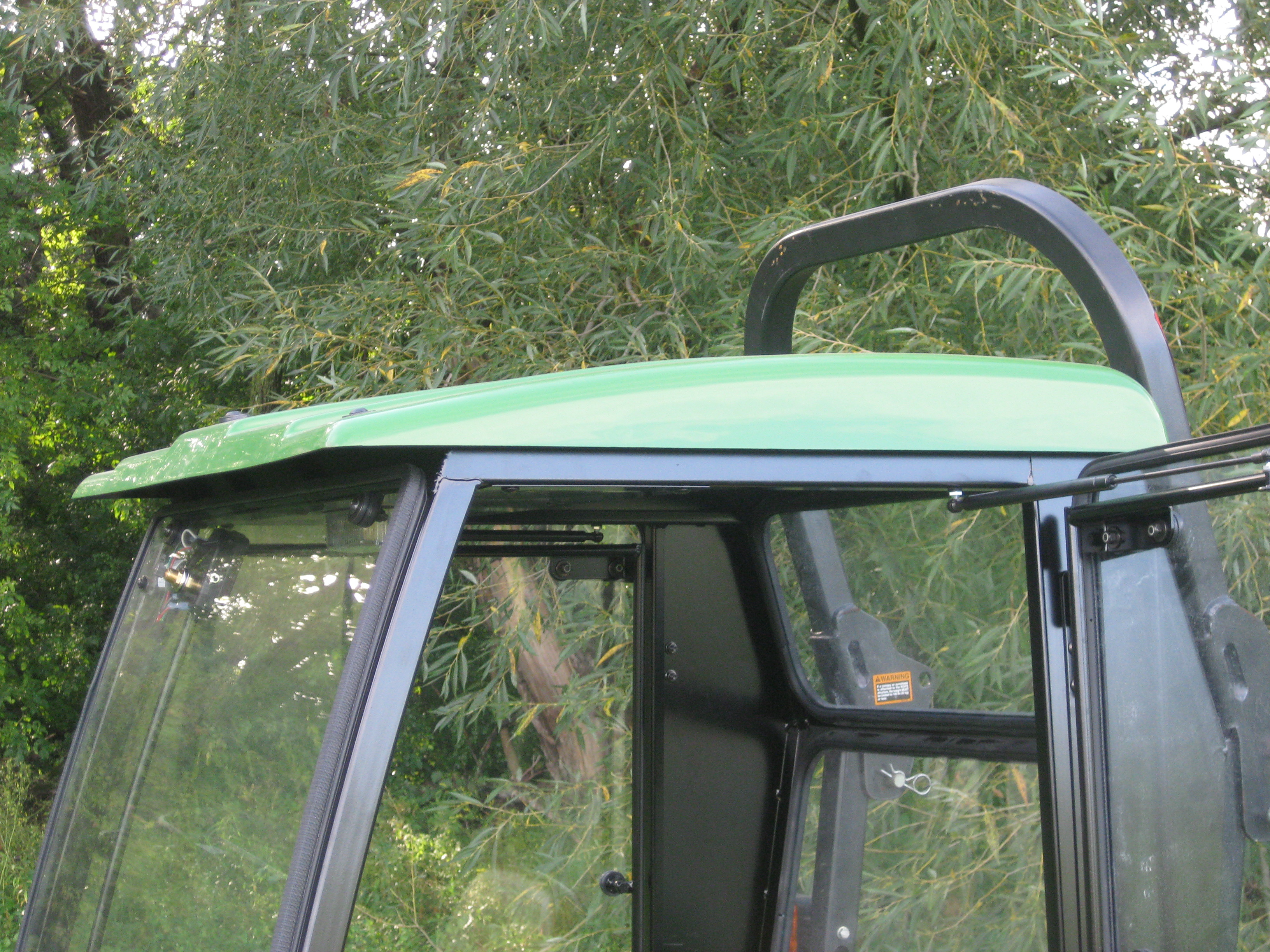 cozy cab fits john deere 2032r 2520 and 2720 cozy cab fits john deere 2032r 2520 and