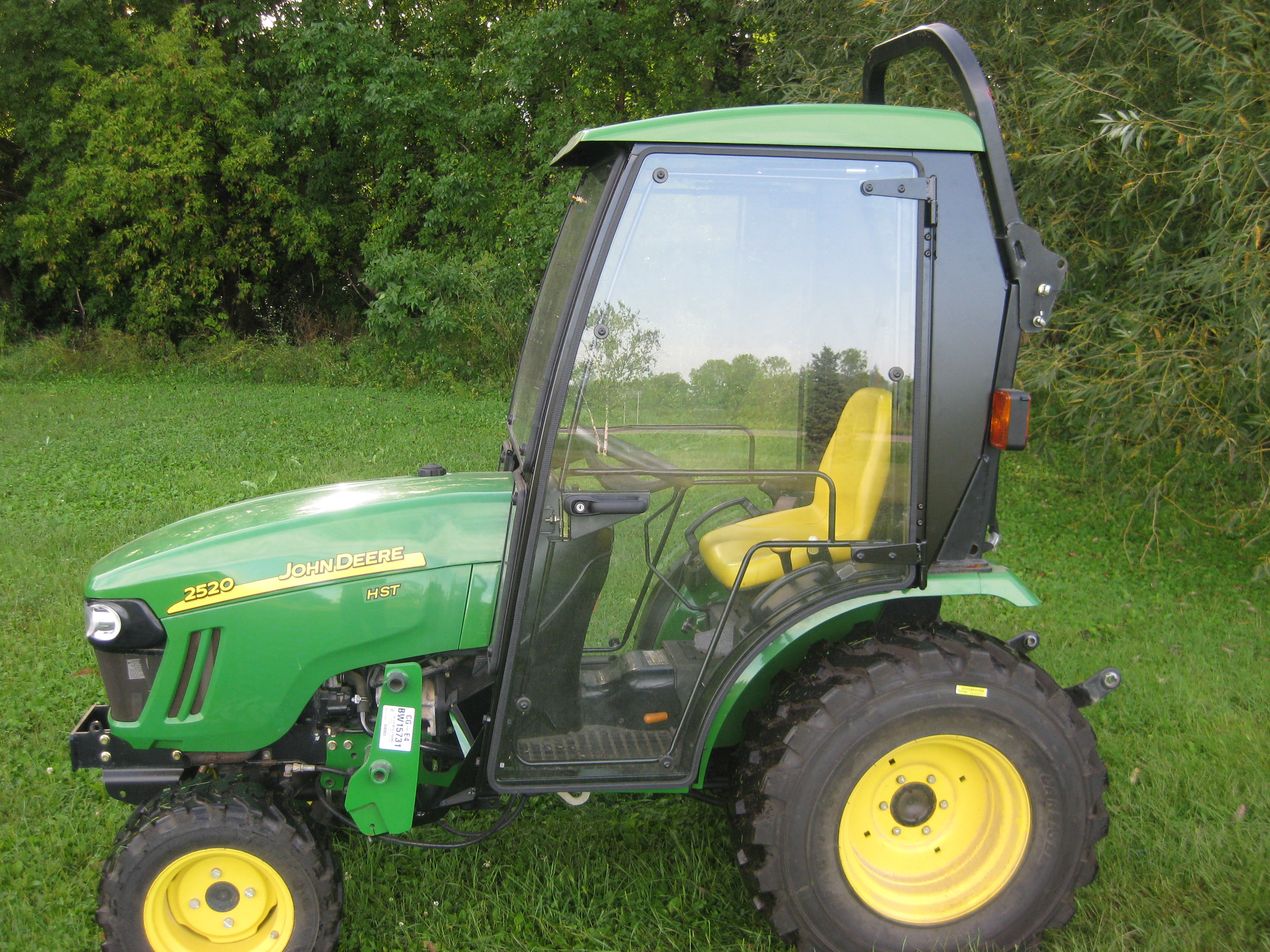 cozy cab fits john deere 2032r 2520 and 2720 a 11858 review this item