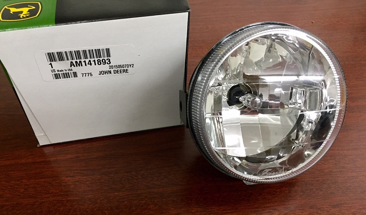 John Deere Gator Headlights : John deere dual beam headlight for xuv and military gators