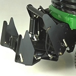 John Deere Front Quick-Hitch and Hydraulic Lift Kit