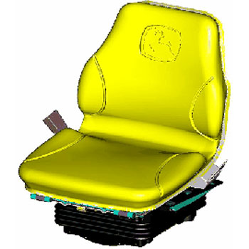 John Deere Air Seat Suspension Kit (Open Station Only)