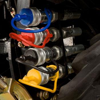 John Deere Rear Hydraulic Kit Lvb25837