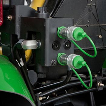 John Deere Electrohydraulic Third Scv Kit Lvb26033