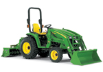 John Deere Compact Utility Tractor Attachments