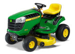 John Deere Lawn Tractor Attachments