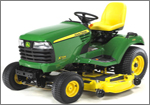 John Deere Lawn and Garden Tractor Attachments
