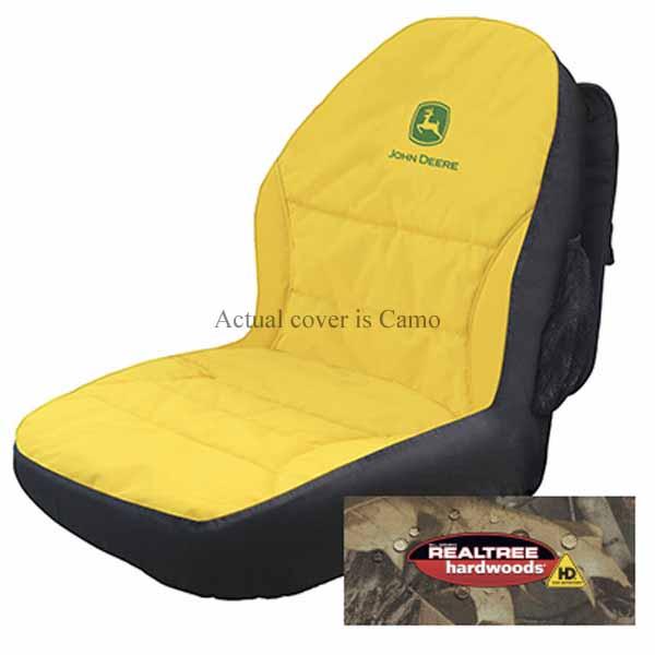 John Deere Table Cover : John deere heavy duty xuv seat cover camo lp