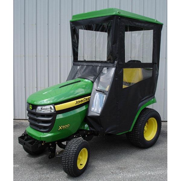 Original Tractor Cab Hard Top Cab Enclosure X500 X520 X530 ...