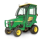 Curtis Hard Side Deluxe Cab John Deere 2305 and 2210