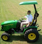 Canopy Fits John Deere Compact Tractors With Rops Up To 34