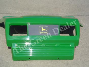 gator vehicle parts john deere 4x2 gator john deere 4x2 6x4 gator hood ...