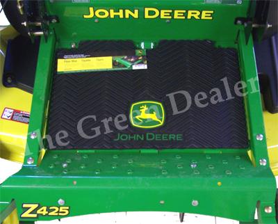 John Deere Rubber Floormat Lp1500