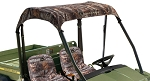 John Deere HPX and XUV Gator OPS Camo Soft Roof