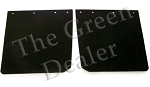 John Deere Mud Flap Set For Gators