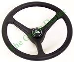 John Deere Gator Steering Wheel with Center Cap