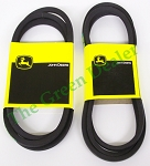 John Deere 50 Inch Deck Belt Set