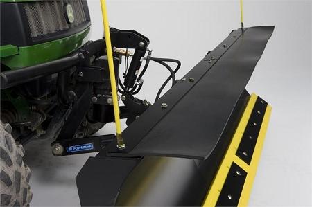 John Deere POWERtach Deflector Shield LPPK140