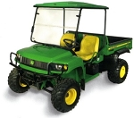 Hard Top Canopy Fits John Deere 6x4 and 4x2 Gators