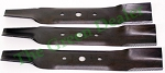 John Deere 48 inch L100 Series High Lift Mower Blade Set