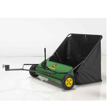 john deere tow behind attachments john deere tow behind lawn sweeper ...