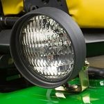 12 Volt Work Light Kit For Lawn Tractors, Gators, Or Other Equipment