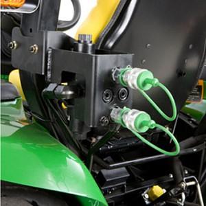 John Deere Electrohydraulic Third Scv Kit Lvb26030