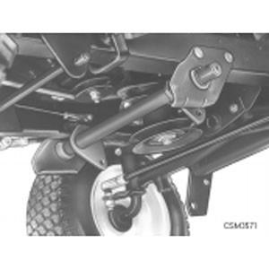 John       Deere    Front Implement Lift Kit  BM16733