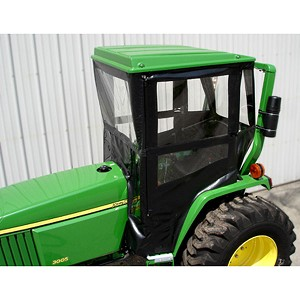 Original Tractor Cab Hard Top Cab Enclosure for John Deere 790 and 3005E