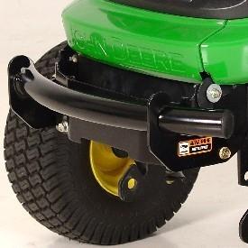 John Deere X300 X500 Series Steel Bumper Bm23056