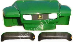 John Deere 4X2 Gator Plastic Body Replacement Kit