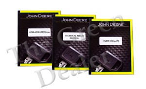 John Deere L100 Series Manuals
