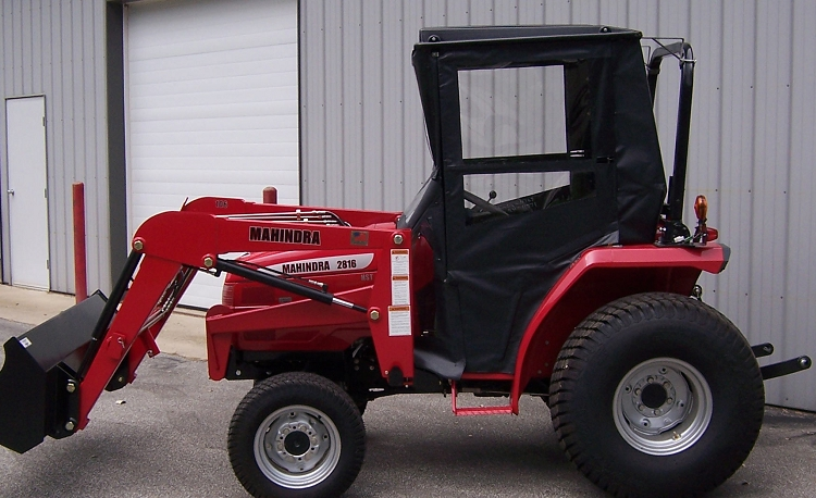 on Canadian Tractor Equipment