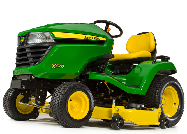 John Deere X500 Series 2016 and Above