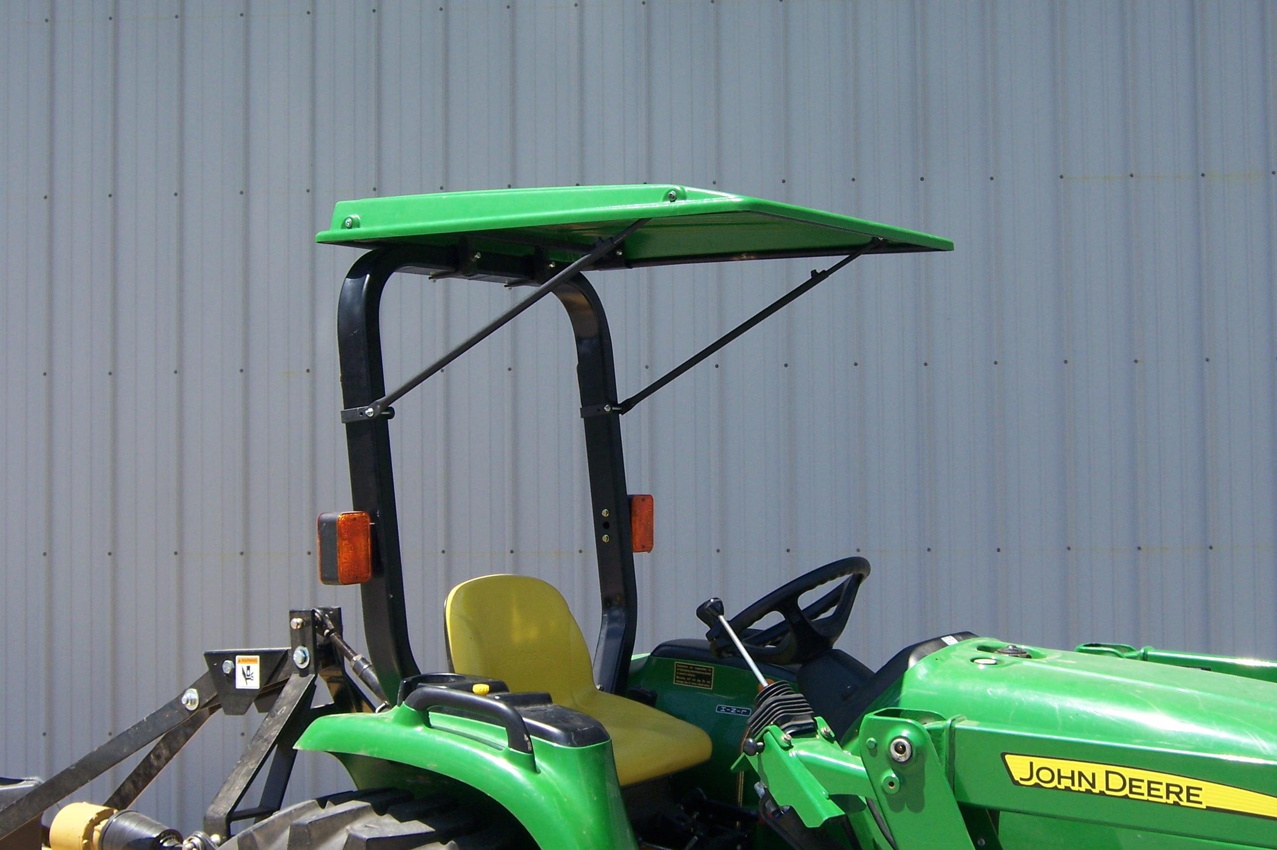 Original Tractor Cab Canopy Fits John Deere Ztrak Mowers. Hover to zoom & Original Tractor Cab Canopy Fits John Deere Ztrak Mowers