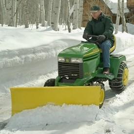 John Deere 48 inch Front Blade 200 Series 320 GT 325 335 345 355D GX  Tractors