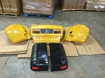 John Deere Yellow Worksite 4X2 Gator Plastic Replacement Body Kit