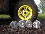 2 Inch Wheel Spacer Kit For Mid Duty and RSX Gators