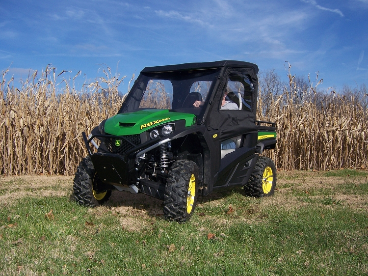 Soft Door Kit For Gator Rsx850i Compatible With Deere
