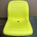 K and M Mfg John Deere Gator Replacement Seat In Yellow
