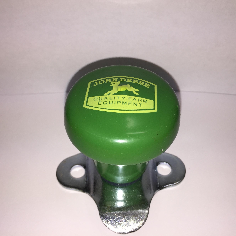 John Deere Steering Wheel Spinner Ty16330