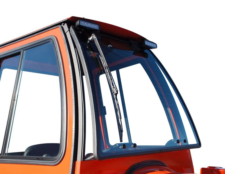Curtis Premium Hard Side Deluxe Cab for Kubota L3301 and L3901