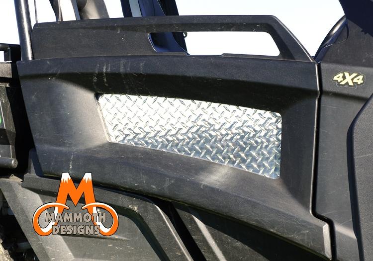 Put me on the waiting list & John Deere Gator RSX 850i Diamond Door Panel Insert
