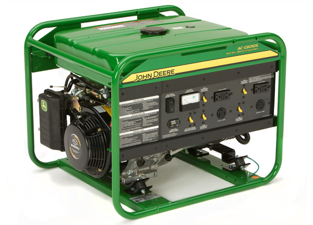 John Deere Ac G8010s Large Frame Generator Ac G8010s