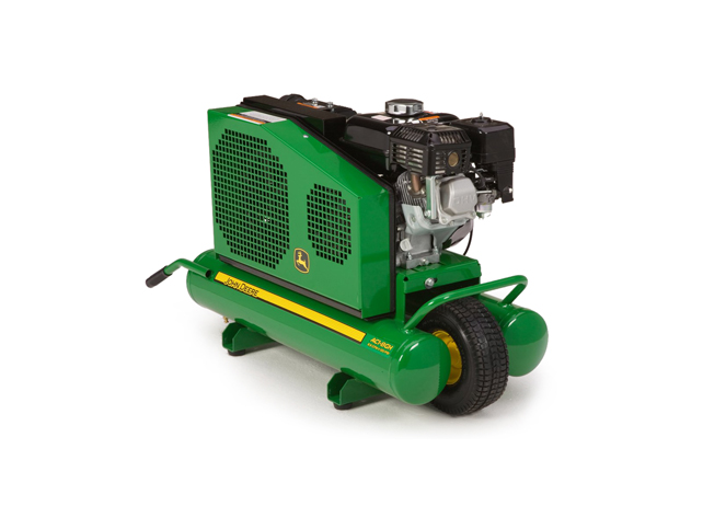 Air Compressors Home Workshop Products John Deere Us >> John Deere Ac1 8gh Portable Gasoline Air Compressor Ac1 8gh