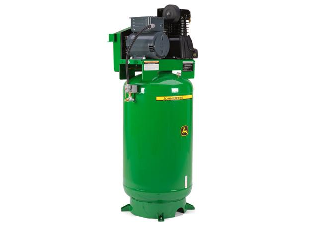 John Deere Air Compressors Shopgreendealer >> John Deere Ac2 80es Stationary Two Stage Air Compressor Ac2 80es