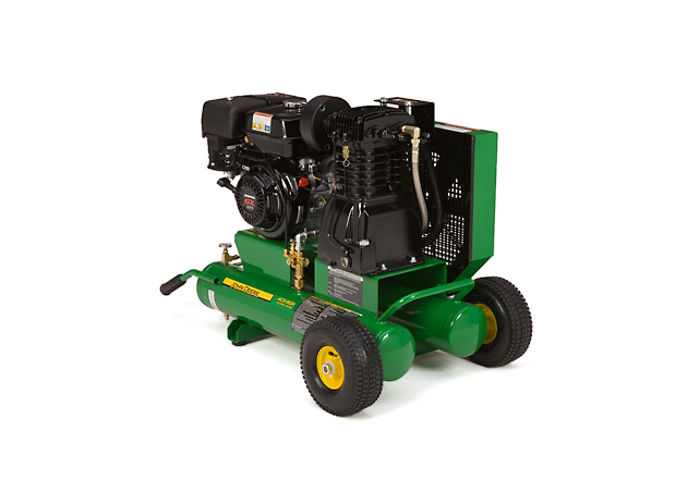 John Deere Ac2 8gh Portable Gasoline Two Stage Air