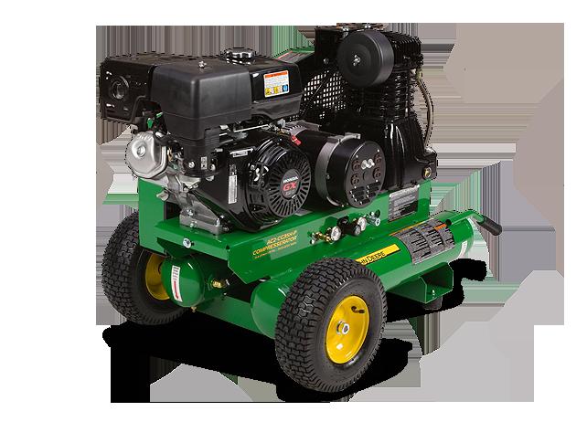 John Deere Air Compressors Shopgreendealer >> John Deere Ac2 Cg35h P Portable Compresserator Ac2 Cg35h P